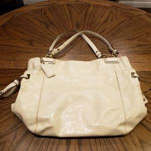Coach Shoulder bag - Cream/White